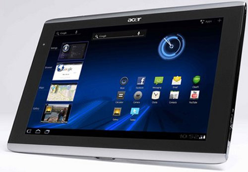 Acer 501 Android update – finally