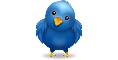 Twitter widget updates